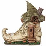 Solar Fairytale Shoe House