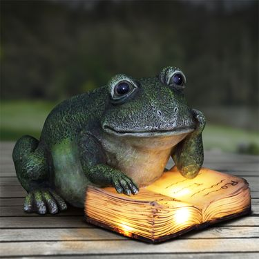 Solar Frog Reading Book - Click to enlarge