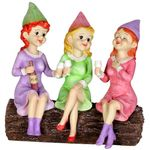 "Solar Gnomes ""Girls Night Out"""