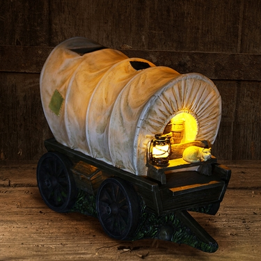 Solar Goldrush Wagon - Click to enlarge