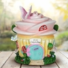 Solar Ice Cream Cupcake House