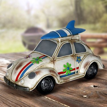 Solar Retro Bug Statue - Click to enlarge