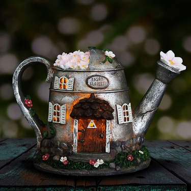 Solar Tea Pot Florist - Click to enlarge