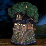 Solar Tree House - Shingle Roof