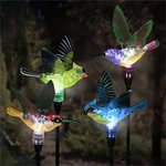 Solar WindyWings Bird Stakes (Set of 6)