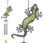 Southwest Gecko Chimes (Set of 2)