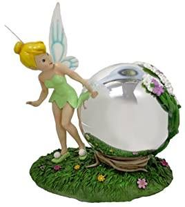 Tinkerbell Gazing Ball - Click to enlarge