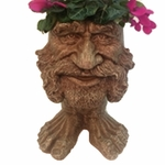 Uncle Axle Face Planter - Stone Wash Finish