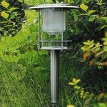 Unique Arts Solar Inground Pathlight (Set of 3)