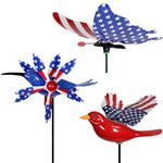 Windy Wings Americana Stakes (Set of 6)