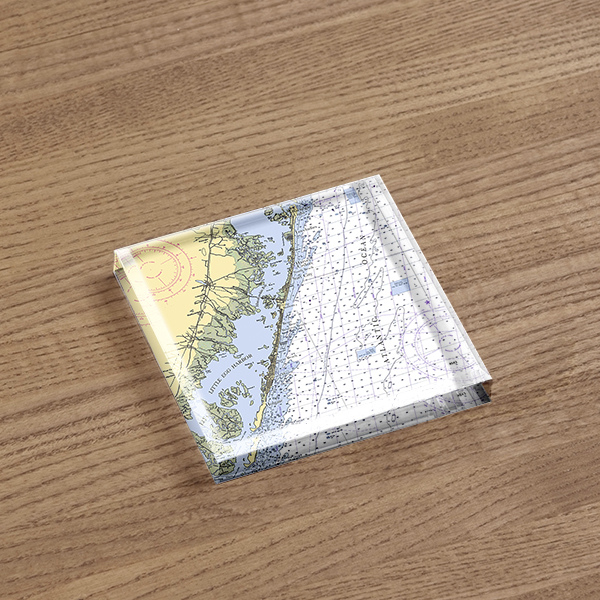 Acrylic Block Paperweight Customizable For Sale Cottage
