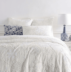Addison Embroided Coverlet