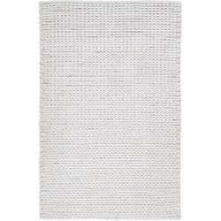 Anchorage Woven Rug in Cream