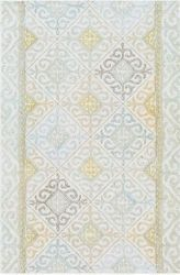 Antigua Sage Hand Tufted Rug <font color=a8bb35> NEW</font>