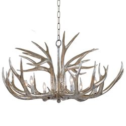 Antler Chandelier  <font color=a8bb35>NEW</font>