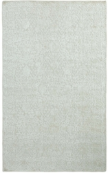 Arabesque Ocean Woven Viscose Rug <font color=a8bb35> NEW</font>