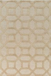 Arise Khaki Hand Tufted Rug <font color=a8bb35> NEW</font>
