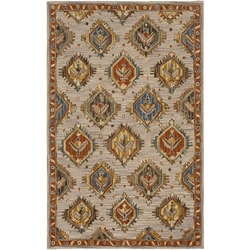 Artemis Hand Tufted Rug <font color=a8bb35> NEW</font>