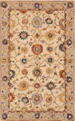 Artemis Khaki Hand Tufted Rug <font color=a8bb35> NEW</font>