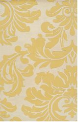 Athena Rug in Yellow *Low Stock