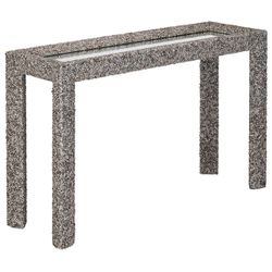 Batad Shell Console Table <font color=a8bb35> Sold Out</font>