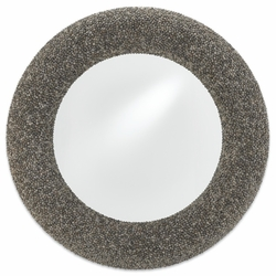 Batad Shell Mirror Round <font color=a8bb35> Sold Out</font>