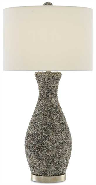 Batad shell table lamp for sale cottage bungalow aloadofball Images