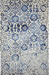 Batik Hand Tufted Rug  <font color=a8bb35> NEW</font>