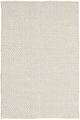 Beatrice Grey Woven Cotton Rug *Sold out