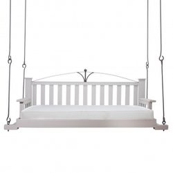 Bedswing with Decorative Arch