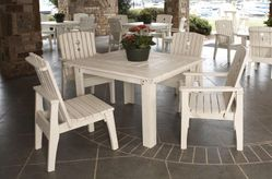 Behrens Outdoor Dining Table in Three Sizes