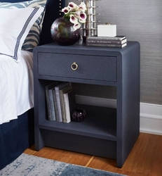 Benjamin 1-Drawer Side Table in 4 Colors