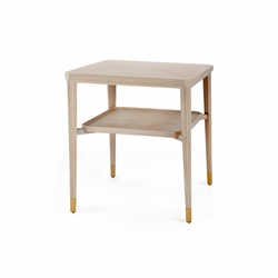 Bertram Side Table in 2 Colors