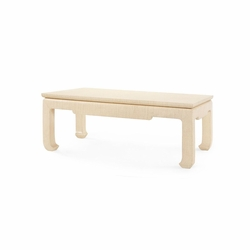 Bethany Coffee Table Natural in 2 Sizes