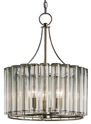 Bevilacqua 3-Light Small Chandelier *Backorder