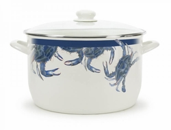 Blue Crab 18 Quart Stock Pot