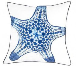 Blue Starfish Outdoor Pillow *NEW*