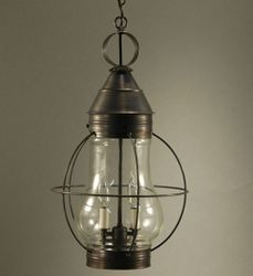 Bosc Two-Light Hanging Lantern