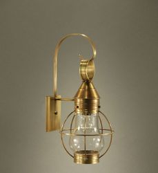 Bosc Wall Mount Caged Light Fixture