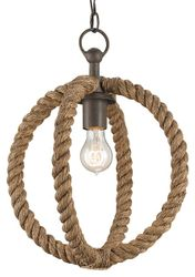Bowline Pendant Light<font color=a8bb35> NEW</font>