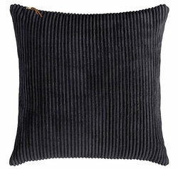 Breckenridge Pillow - Black <font color=a8bb35> NEW</font>