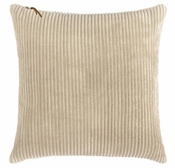 Breckenridge Pillow - Natural <font color=a8bb35> NEW</font>