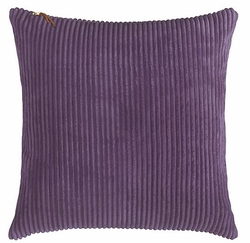 Breckenridge Pillow - Plum <font color=a8bb35> NEW</font>