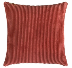 Breckenridge Pillow - Red <font color=a8bb35> NEW</font>