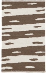 Briar Camel Woven Wool Rug