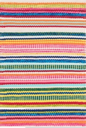 Bright Stripe Indoor/Outdoor Rug