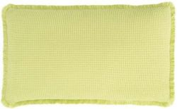 Bubble Citrus Matelasse Decorative Pillow