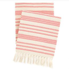 Cade Coral Throw *New
