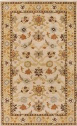 Caesar Caramel Hand Tufted Rug <font color=a8bb35> NEW</font>