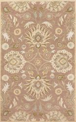 Caesar Cream Hand Tufted Rug <font color=a8bb35> NEW</font>